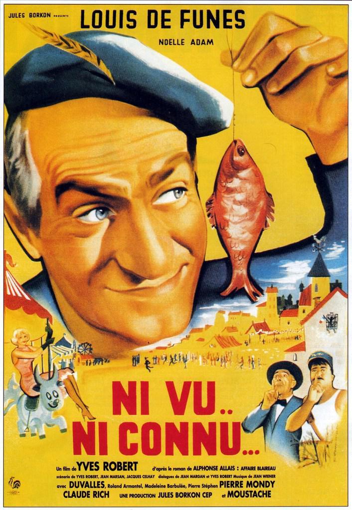 Neither Seen Nor Recognized / Vive Monsieur Blaireau