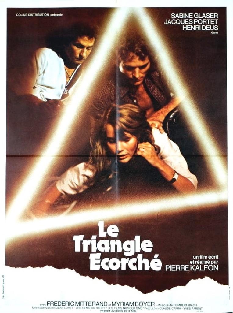 Le Triangle écorché