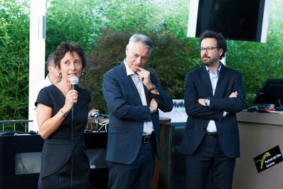 Impresionante delegación francesa en el Festival de Locarno - © Ivana De Maria / UniFrance