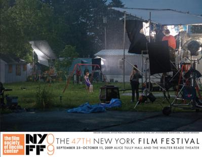 New York Film Festival (NYFF) - 2009