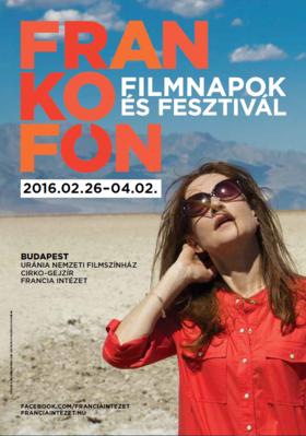 Les journées du film francophone - 2016