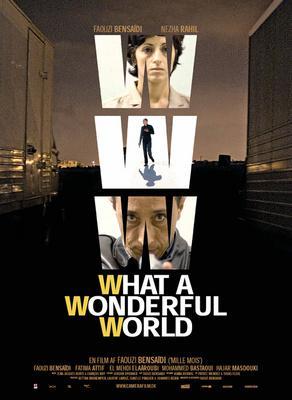 WWW : What a Wonderful World - Poster - Denmark