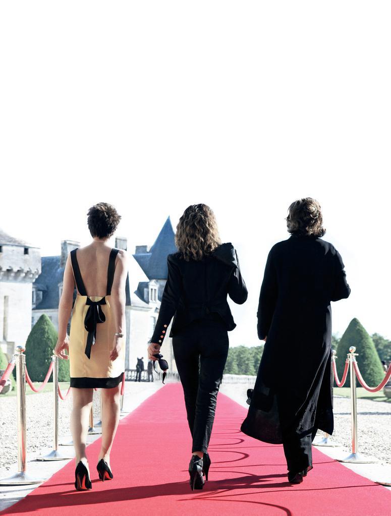 Edinburgh - International Film Festival - 2010 - © Theo Pinganaud - La Fabrique 2 - Studio 37