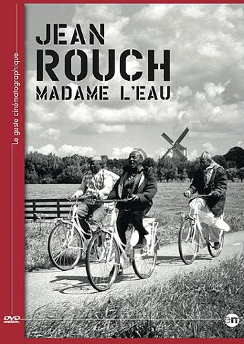 Madame l'eau - Jaquette DVD France