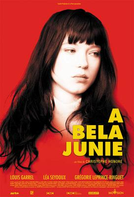 The Beautiful Person - Poster - Brazil