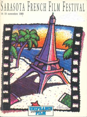 Festival du Film Français à Sarasota - 1989