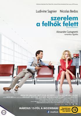 El amor está en el aire - Poster - Hungary