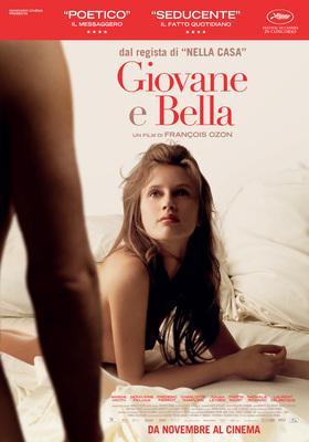Jeune & jolie - Poster - Italy