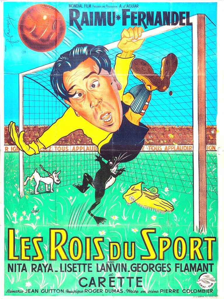 Les Rois du sport