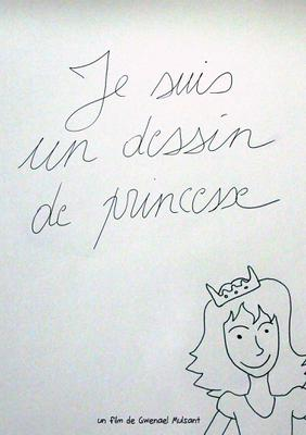 I'm a Princess Drawing