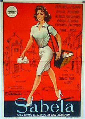 Oh! Sabella - Poster Espagne