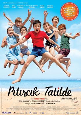 Les Vacances du petit Nicolas - Poster - Turkey