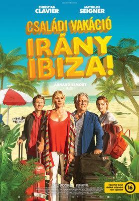 Un verano en Ibiza - Poster - Hong Kong