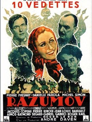Sous les yeux d'Occident (Razumov)