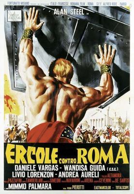 Hércules contra Roma - Italy