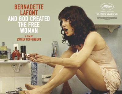 Bernadette Lafont : Et Dieu créa la femme libre