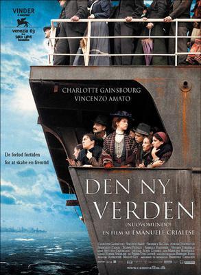 Golden Door / 仮題:ゴールデン・ドア - Poster - Denmark - © Camera Film