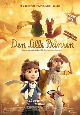 The Little Prince - Poster - Norway