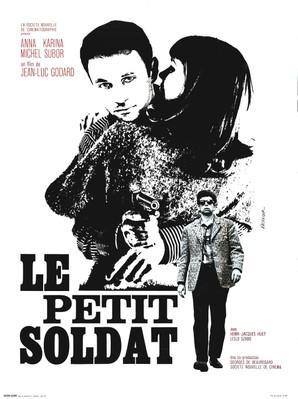 Le Petit Soldat - Poster France