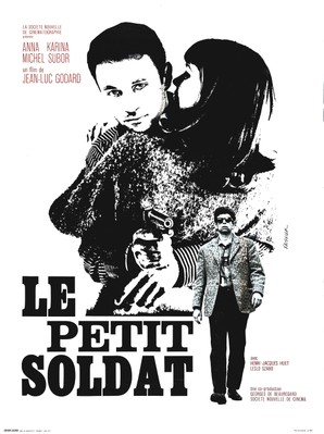 The Little Soldier - Poster France