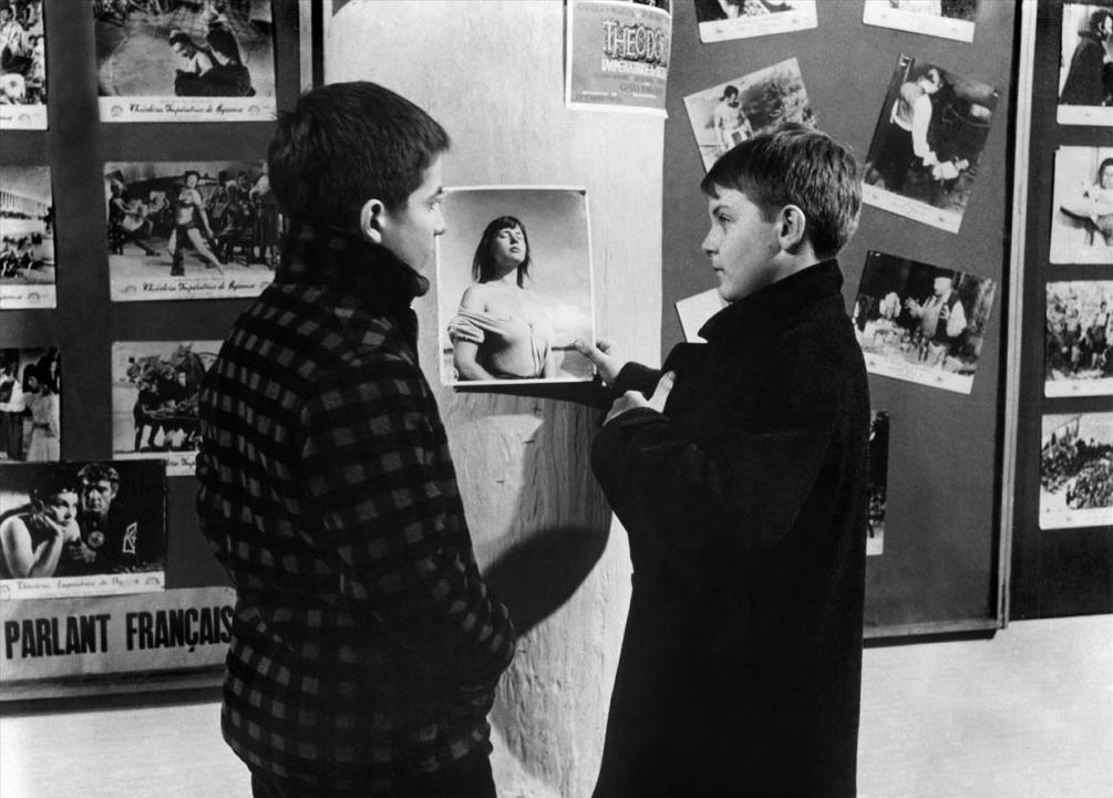 Les quatre cents coups 1959 unifrance films - Film les quatre cents coups ...