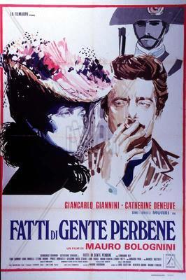 La Grande Bourgeoise - Poster - Italy