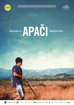 Apaches - Poster - The Czech Republic