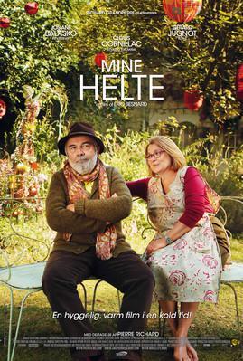 Mes héros - Poster - Denmark