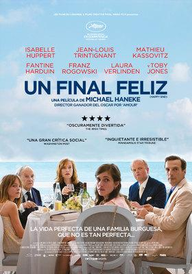 Happy End - Poster - Mexico