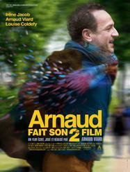 Arnaud fait son 2e film