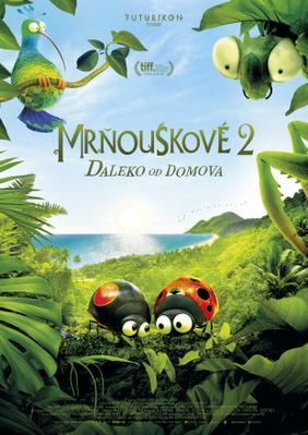 Minuscule 2 - Mandibles from Far Away - Czech Republic
