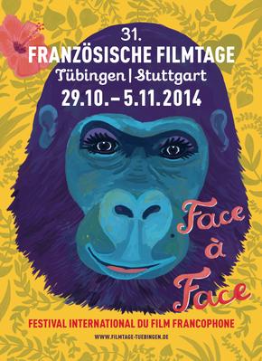 Festival Internacional de Cine Francófono de Tübingen | Stuttgart - 2014