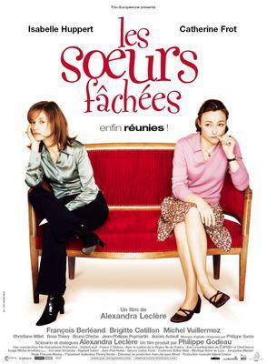 仮題:仲違いする姉妹 - Poster France
