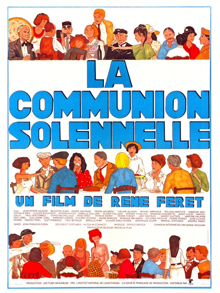 La Communion solennelle