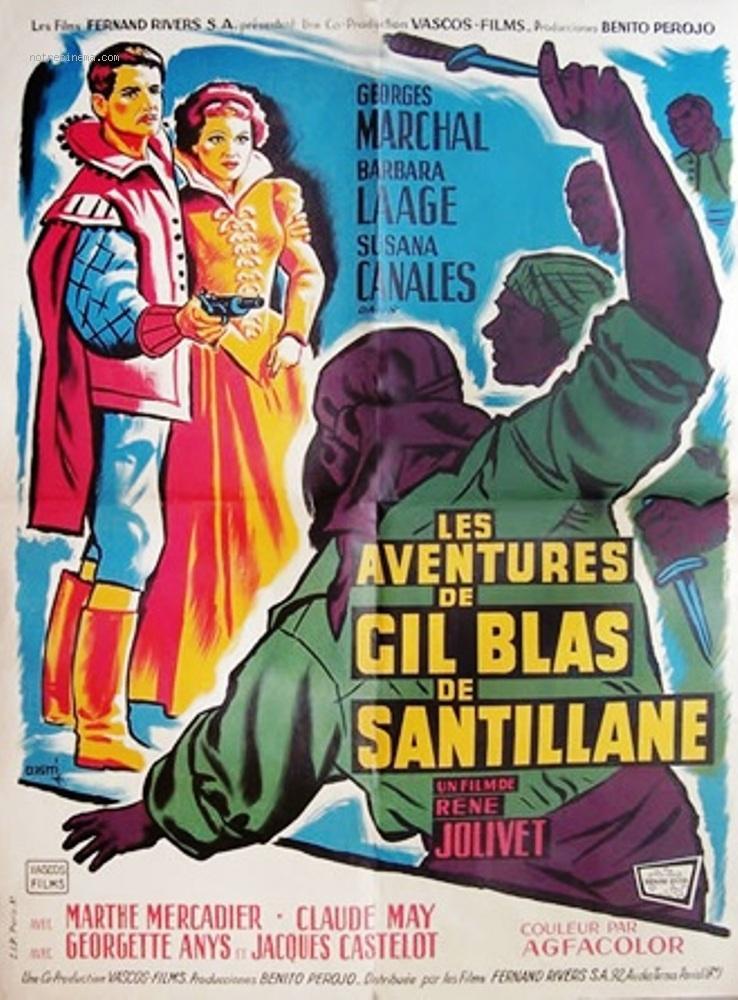 The Adventures of Gil Blas