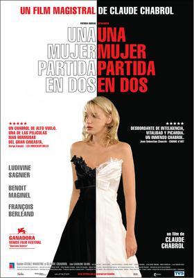 Una chica cortada en dos - Poster - Argentina