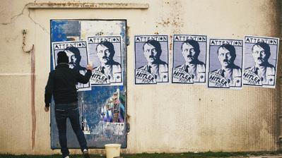 Alain Le Quernec, colères d'affiches