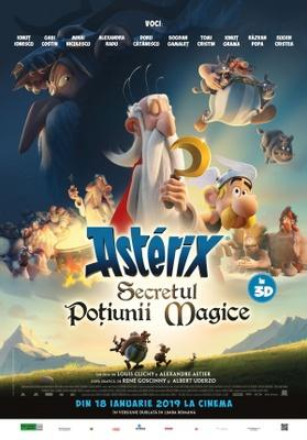 Astérix: The Secret of the Magic Potion - Poster - Romania