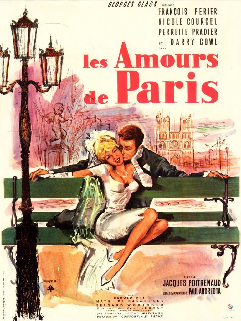 Paris' Loves