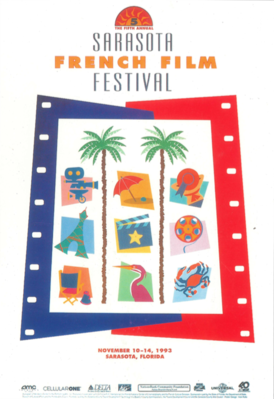 French Film Festival in Sarasota - 1993