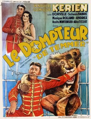 Le Dompteur - Poster - Belgium