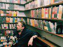 Mathieu Amalric visits Criterion
