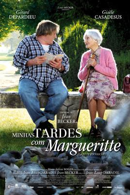 My Afternoons with Marguerite - Poster - Brésil