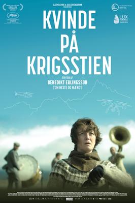 A Woman at War - Poster - Denmark