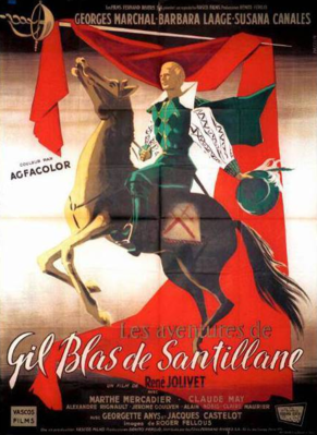 Les Aventures de Gil Blas de Saintillane