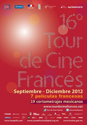 Gira del Cine Francés en México - 2012