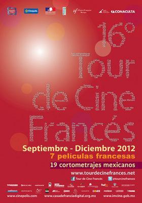Tour de Cine Francés en México - 2012
