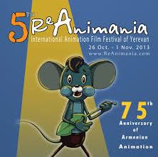 Festival Internacional de Animación de Erevan (ReAnimania) - 2013