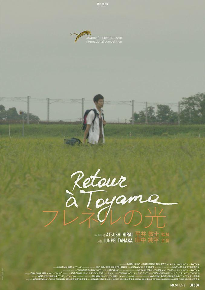 Retour à Toyama