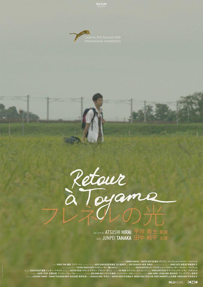 Return to Toyama